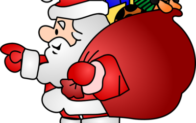 Santa Claus is Coming to Town on Your Christmas